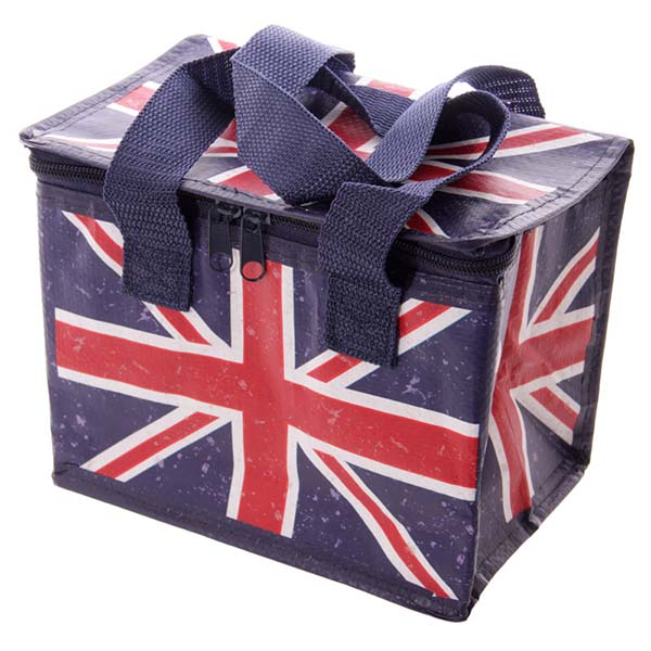Ted Smith Union Flag Woven Lunch Box
